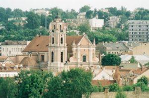 Vilniaus Visų Šventųjų bažnyčia