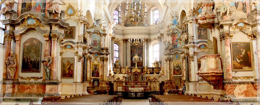 Vilniaus Visų Šventųjų parapija